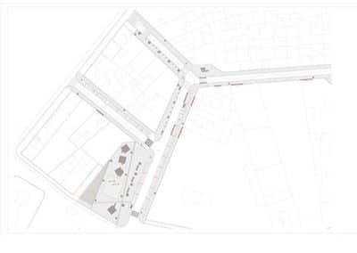 Reurbanización Barrio Xenillet. Mobiliario plaza Quart.