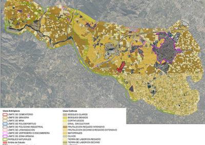 Evaluación Ambiental y Territorial Estratégica. Benaguasil.