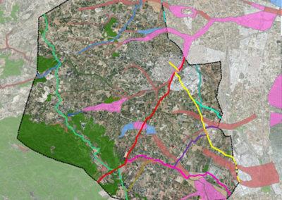 Declaración de Interés Comunitario. Picassent. Infraestructura Verde.