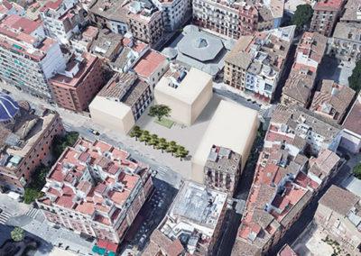 Estudio de Integración Paisajística. PEPRI Barrio del Carmen.