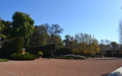El Jardín de las Hespérides.