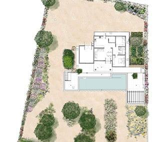 Jardín en Formentera